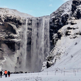 Power and beauty in Iceland!! Let our ex