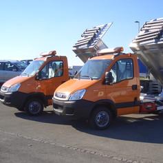 Kippaufbauten Probst Fahrzeugbau