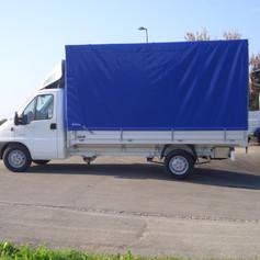 Probst Fahrzeugbau Aufbauten mit Verdeck