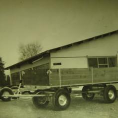 Ackerwagen Probst anno 1960