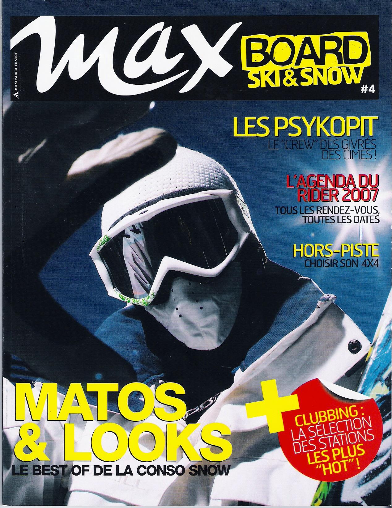 Max RBC 2007