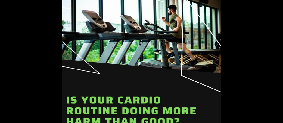 Is Your Cardio Routine Doing You More Harm?