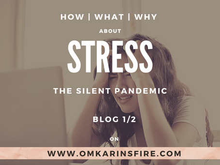 Stress: Know The Hidden Pandemic