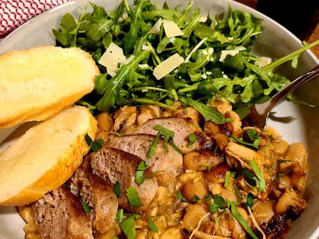 Taste WA Week 1: Cabernet and Cassoulet