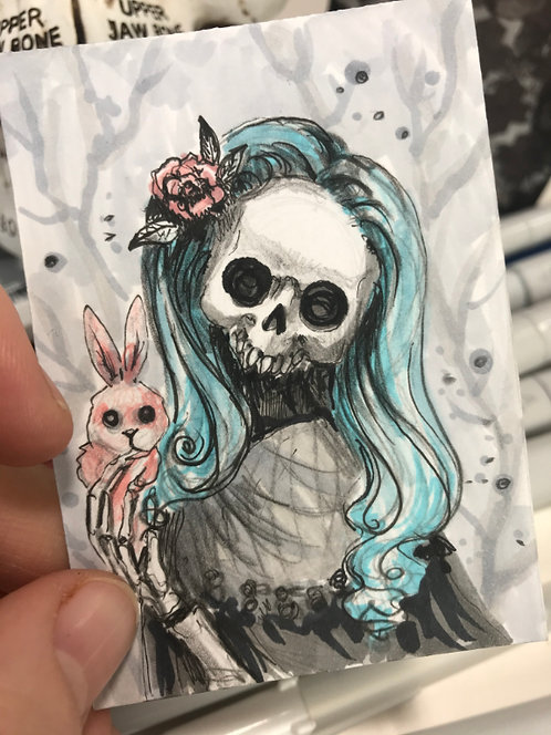 Madam Original Sketchcard