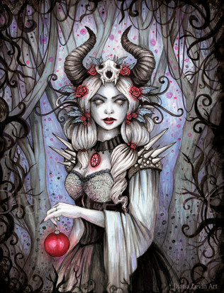 Snow Queen Winter Witch