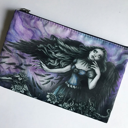 Muse of the Raven Keepsake Pouch