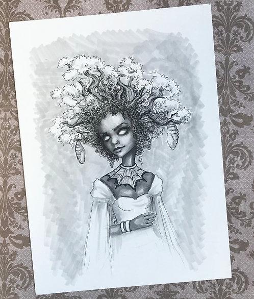 Metamorph Original Drawing