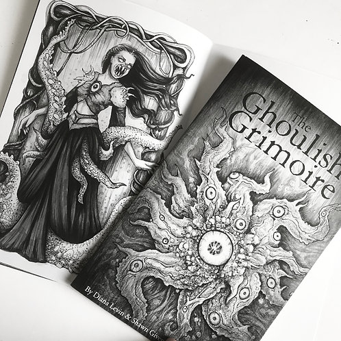 cosmic horror short story lovecraftian cthulhu tentacle art