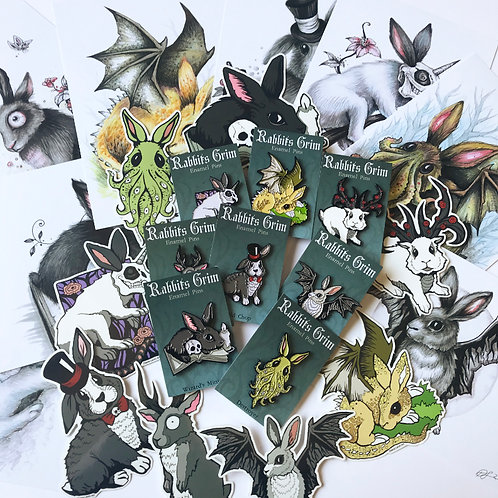 Rabbits Grim Ultimate Bundle