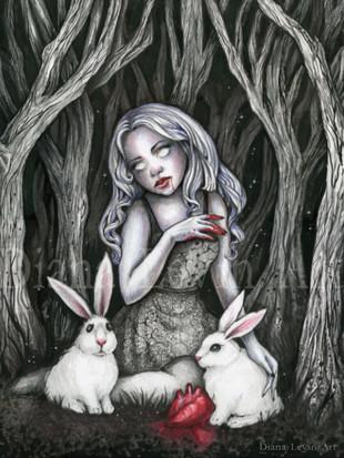Bunny Feast Art
