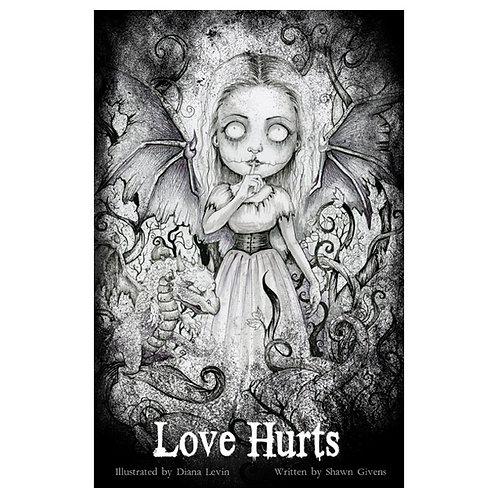 "Short E-Story: ""Love Hurts"""