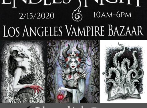 Upcoming Show: Vampire Bazaar