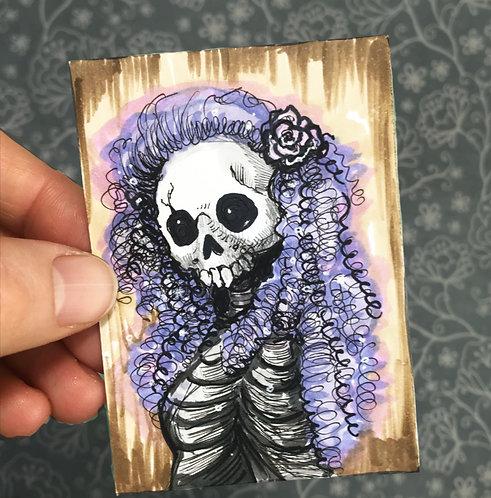 Reni Original Sketchcard