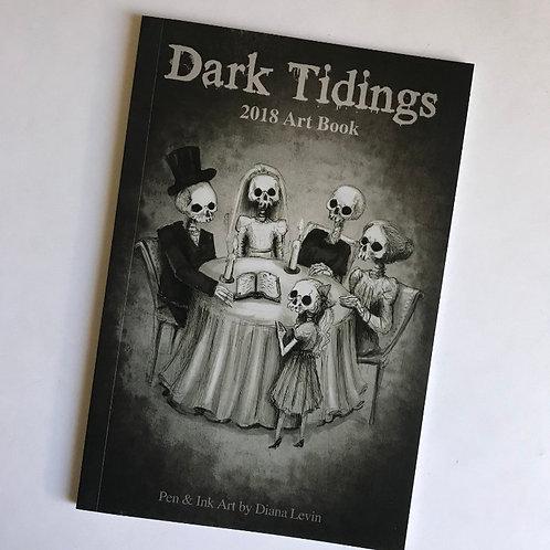 Dark Tidings 2018 Art Book