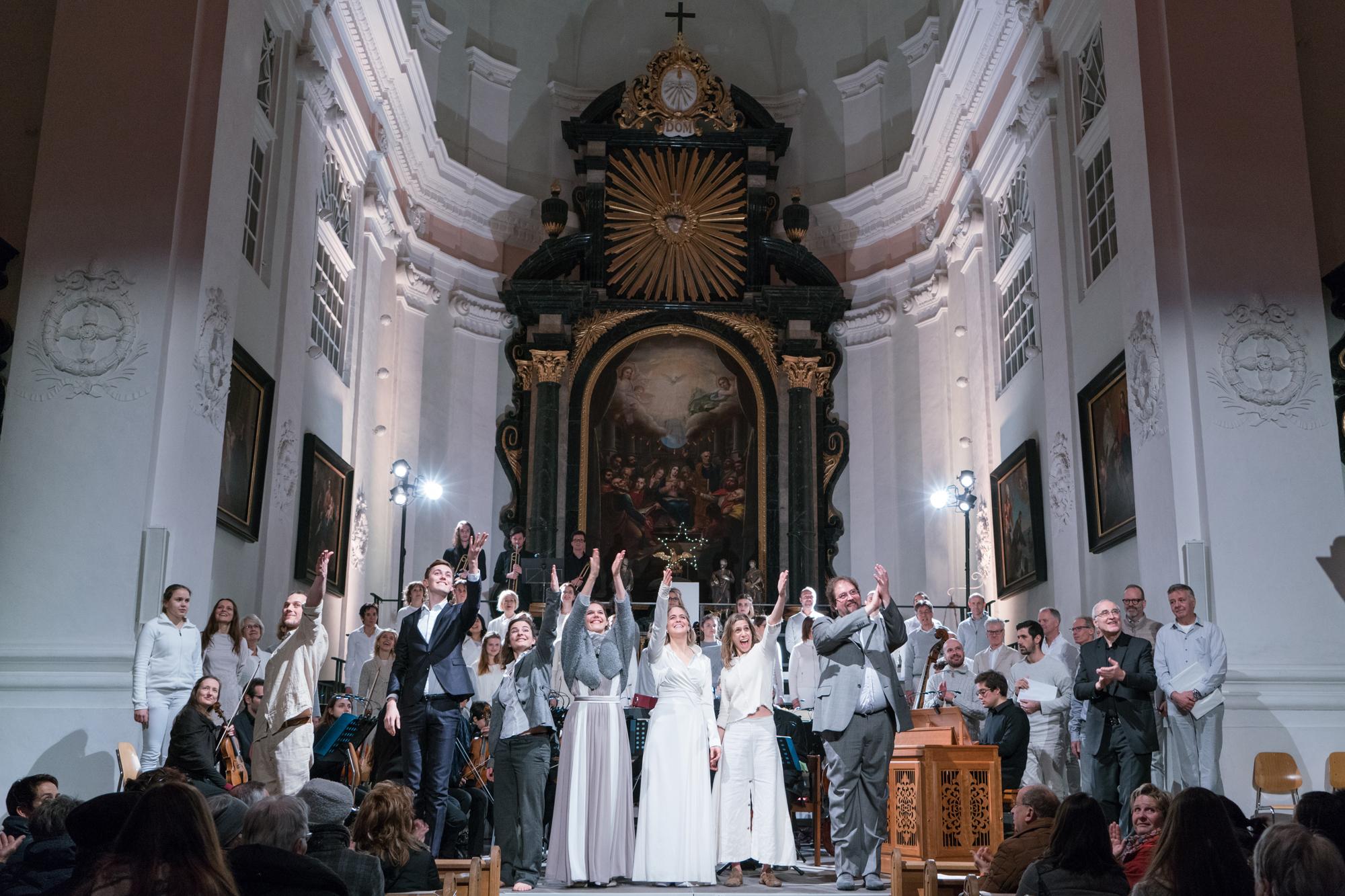 Bach bewegt Weihnachtsoratorium