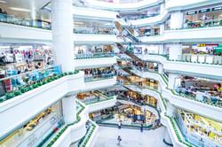 Tee mall shopping mall in Guangzhou