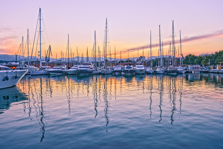 Sunset Palma de Mallorca