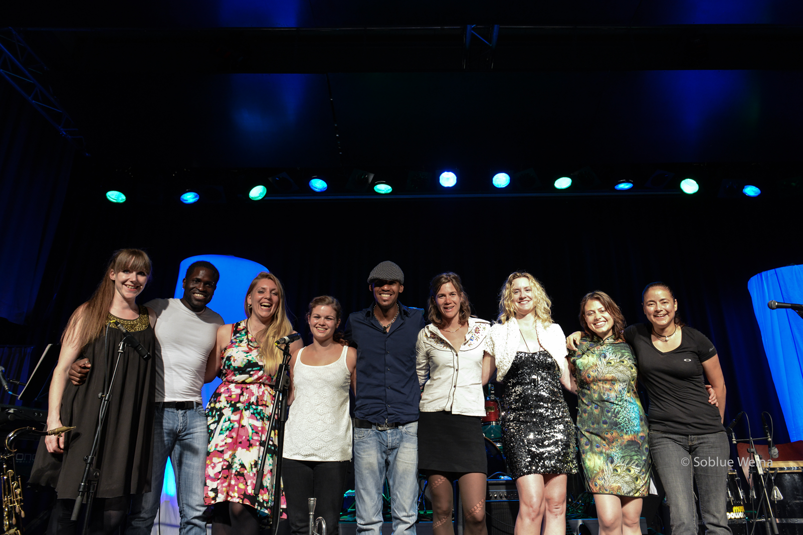 Frauenstimmen Festival 2014