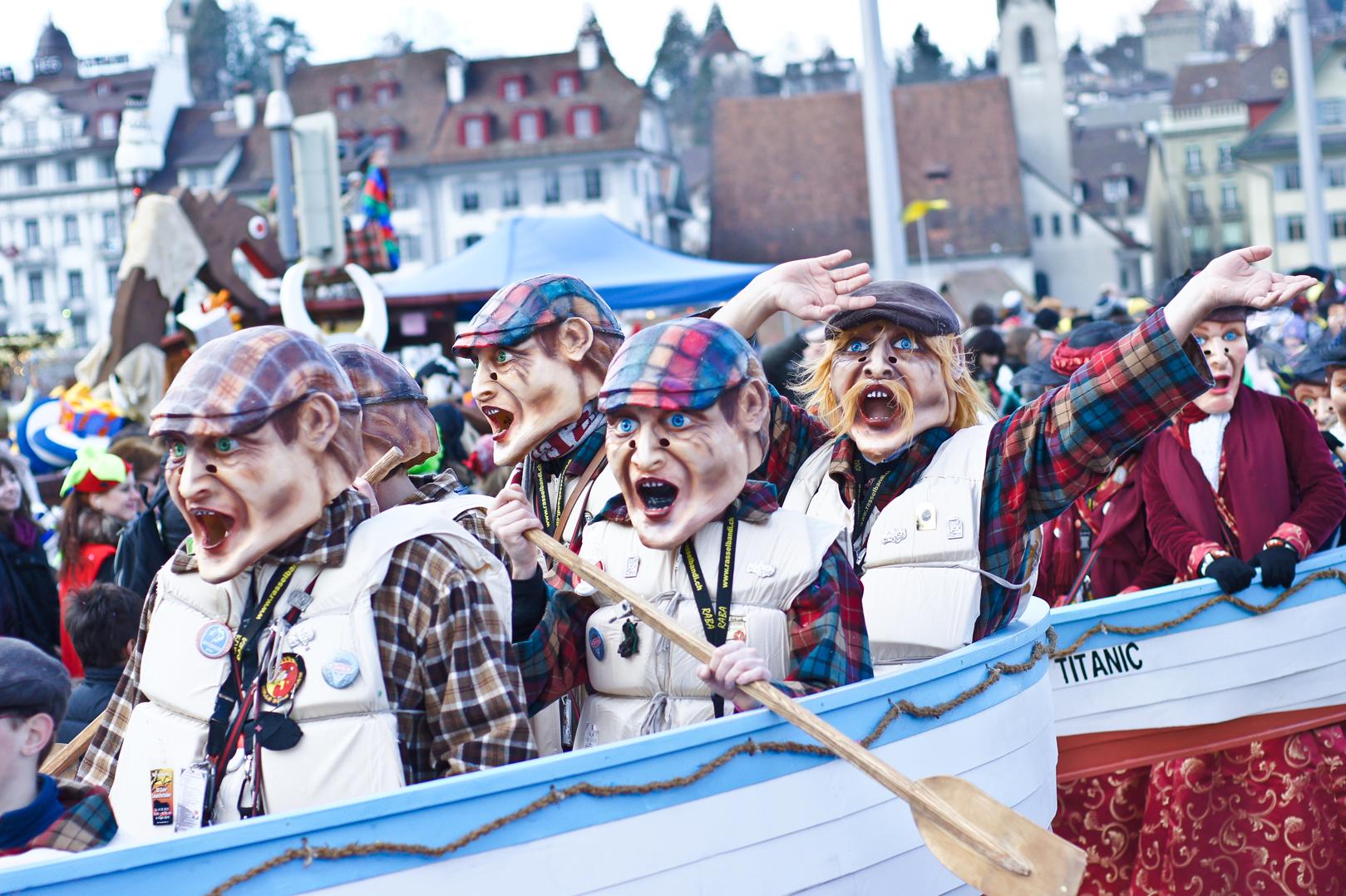Lucerne Carneval
