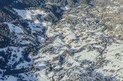 Valais a bird's eye view