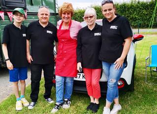 Shobdon Food & Flying Festival: HMBiz Highlights
