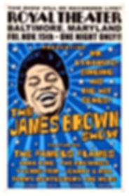 james brown baltimore 1963