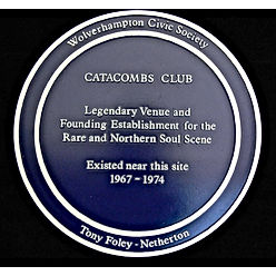 the catacombs wolverhampton northern soul 1967-1974