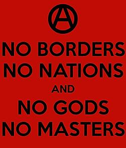 No Borders No Nations