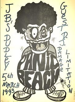 PANIC BEACH JBS DUDLEY 1993