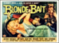 blonde bait movie poster