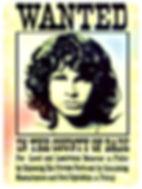 Jim Morrison Wanted