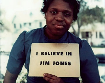 i believe in jim jones