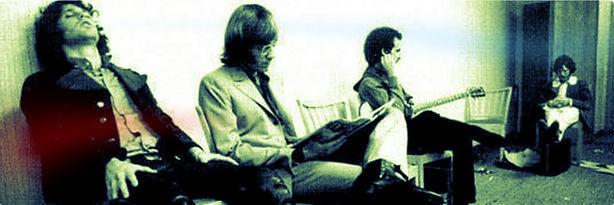 The Doors Relaxing