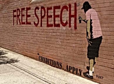 free speech conditions apply fukt