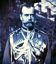 the weak tsar of russia