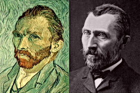 Van gogh and photo