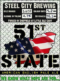 STEEL CITY BREWING 51ST STATE