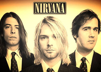 kurt cobain nirvana smart suits
