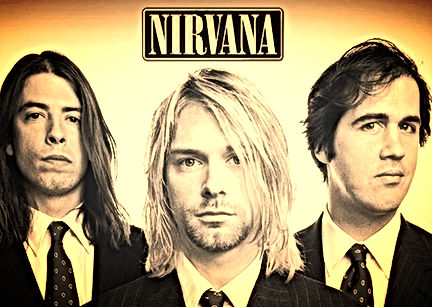 kurt cobain nirvana smart suits