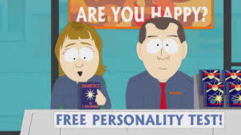 SCIENTOLOGY ARE YOU HAPPY
