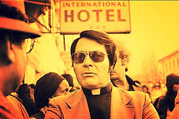 Jim Jones international hotel