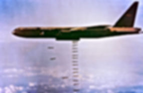 Operation Linebacker II, December 1972 B-52 Bomber vietnam