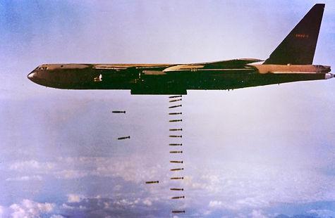Operation Linebacker II, December 1972 B-52 Bomber vietnam
