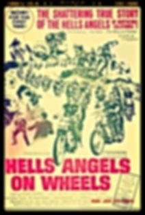 Hells Angels on Wheels Movie Poster
