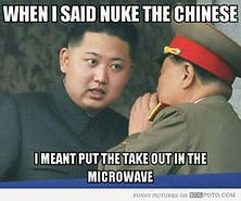 kim jong un nuke the chinese