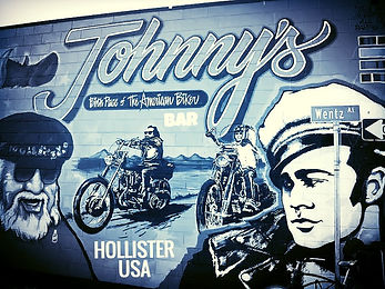 Johnnys Bar Hollister CA USA