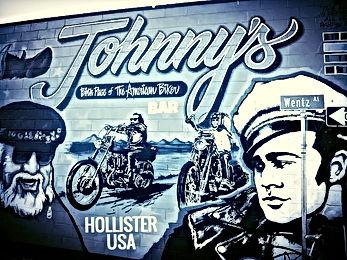 Johnnys Bar Hollister CA USA