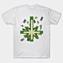 Scientology Dollars T-Shirt