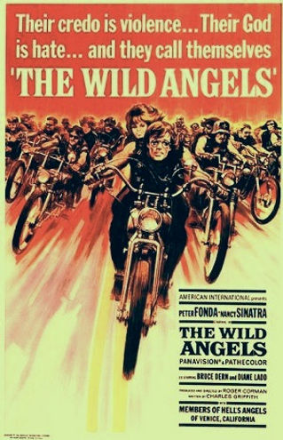 The Wild Angels Movie Poster
